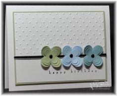 CC320 CAS116 Floral Fusion by stampercamper - Cards and Paper Crafts at Splitcoaststampers