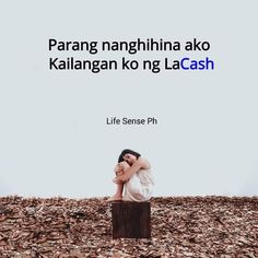 Hugot Quotes, Tagalog Quotes, Boy And Girl Best Friends, Happy Vibes, Funny Thoughts, Filipino, Sadness, Caption, Vines