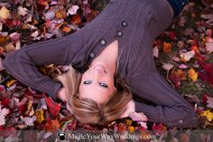 fall photos- I think I love the sweater more than anything! This would be cute pose for bean