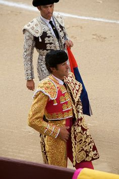 Matadors - Madrid, Spain -- Repinned by Gold Suites Vacation Rentals http://goldsuites.com #travel