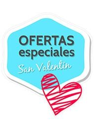 Descarga esta etiqueta y anuncia tus mejores ofertas de #SanValentin