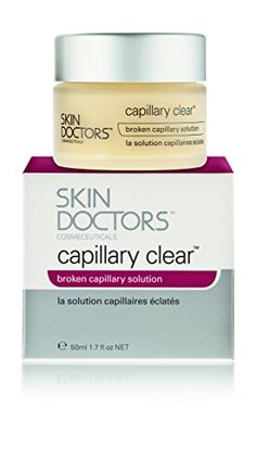 Skin Doctors Capillary Clear Cream 50 ml - http://best-anti-aging-products.co.uk/product/skin-doctors-capillary-clear-cream-50-ml/