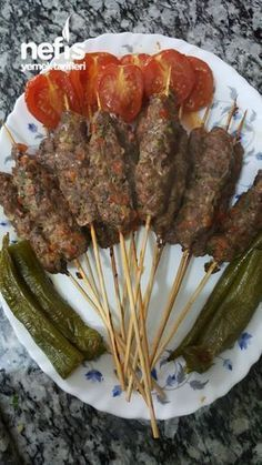 Latest Free of Charge Meat snacks for party Concepts, Garbage flavor Here's 30 healthy snacks that are easy to grab. Healthy Eating Tips, Healthy Nutrition, Healthy Snacks, Yummy Recipes, Meat Recipes, Good Food, Yummy Food, Turkish Recipes, Party Snacks