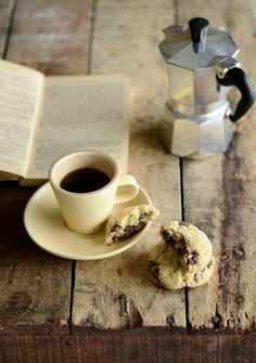 Simply yumminess. CoffeeLovers understand that there is nothing like a sweet treat and coffee to get your morning going. ~Me