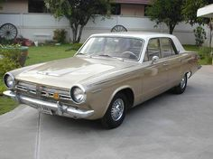 Dodge Dart Owner-Submitted Photographs (1963-1966)