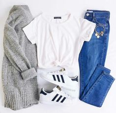 Imagen de outfit, style, and adidas