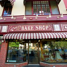 Then I would cruise on over to Hoboken,NJ and see Carlos Bake Shop from the tv show cake boss.I my self am an aspiring baker secretly and it would be amazing to see the epicenter of the great cakes that come out of there.