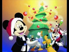 Jingle Bells-I Love These songs, it reminds of the time I spent at Disney World at Christmas.