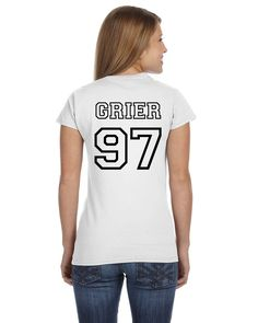 Nash Grier Magcon Ladies Softstyle Junior by TeesAndTankYouShop, $12.99