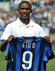 samuel eto'o fils | Samuel Eto'o Fils - Samuel Eto'o - Foto dell' Inter