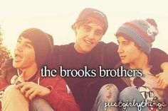 Jai, Luke and Beau.