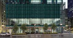 200 N. Michigan Ave. bKL Architects. Retail base.