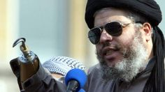 Abu Hamza al-Masri,.Sentenced to life.....They didn't let him off the hook then ?