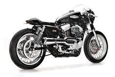 2005 HARLEY SPORTSTER ~ HAGEMAN MOTORCYCLES ~ PIPEBURN  PHOTO - ERICK RUNYON #harleydavidsonstreet7502016