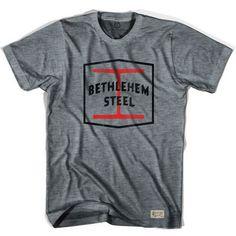 Bethlehem Steel Crest Soccer T-shirt 2428fe9e9
