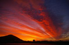 Cape Town sunset - Google Search - c/o canterbury photographic society