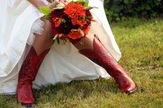 Red Boots?? Pleeeaase