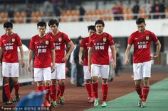 Guangzhou Evergrande Suffer Shock Defeat to Changchun