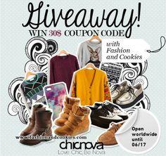 Chicnova $30 Giveaway !Fashion and Cookies - fashion blog