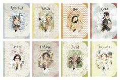 "Colección ""Miranda"" (Editorial Edelvives) #MujeresDeLaHistoria Editorial, Cover, Books, Art, Children's Literature, Female Characters, Short Stories, Libros, Women"