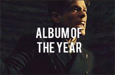 Album of the year.
