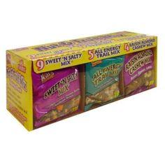 Kar's Nutty Snacks 18 CT Variety Pack Net WT 3 Lbs 9.50 OZ (1.63 kg)
