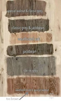 Image result for weathered oak wood stain