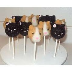 picture of hampster cake | thumb-pin-hamster-cake-decorating-community-cakes-we-bake-on-pinterest ...