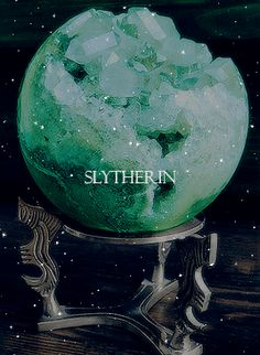 Harry Potter aesthetic: House Slytherin