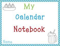 Calendario DL   Mi salón 105/ Kindergarten Dual Language/ Dr. Gomez ...