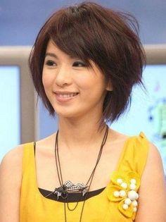 Cute Short Haircuts, Asian Hairstyles