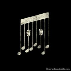 "| ""Music Has Captured Me"" Art Piece |"