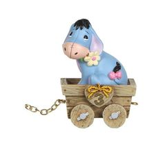 Eeyore Figure by Precious Moments Winnie the Pooh Disney Train #3