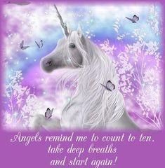 kittenkaulitz Unicorn And Fairies, Unicorn Fantasy, Unicorn Art, Unicorn Pictures, Angel Pictures, Beautiful Unicorn, Beautiful Fairies, Magical Creatures, Fantasy Creatures