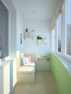 Aménager un petit balcon | Relooker meubles