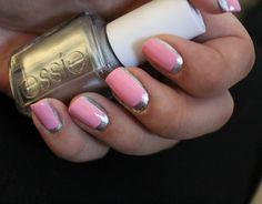 chanel nail designs - Google Search