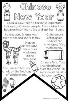 Chinese New Year Display Activity
