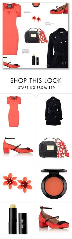 """How to wear an Embellished Dress!"" by disco-mermaid ❤ liked on Polyvore featuring Boutique Moschino, STELLA McCARTNEY, Tabitha Simmons, Love Moschino, John Lewis, Henné Organics, WorkWear, Heels, contestentry and polyPresents"