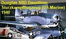 Douglas SBD Dauntless: trägergestütztes leichtes Sturzkampfflugzeug der US-Marine im Zweiten Weltkrieg Sci Fi, Aircraft, Helicopters, Battle, World War Two, Pilots, Training, Science Fiction, Aviation