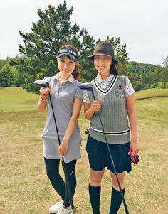 PICK UP ゴルフ 熱中女子