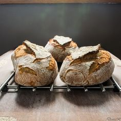 Rye bread | Hungry Shots