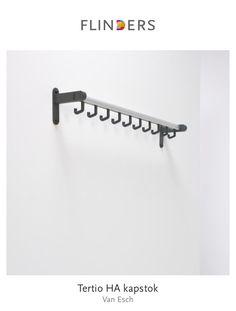 Check out this product I've found using the Flinders app:  Tertio HA kapstok http://www.flinders.nl/van-esch-tertio-ha-profiel-met-haken