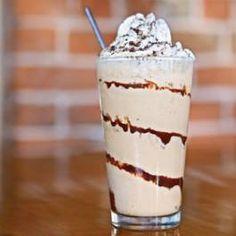 Oatmeal Stout Milkshake at Four Peaks...soo good!!