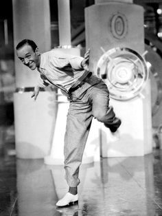 Shall We Dance, Fred Astaire, 1937  Definitely one of my favorites-Slap That Bass.
