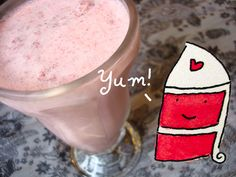 I am pretty sure that this red velvet cake shake would be considered evil... muahahaha! :)