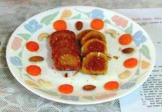 Dal Veg Kathli Cake Recipe