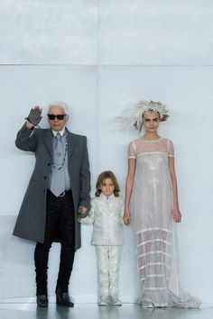 Karl Lagerfeld Launches Kidswear, and More of Today's News