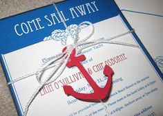 Loved this idea...my American reception is going to be a Nautical theme (I'm a Nautical nerd) so I am searching for Nautical themed stuff :)