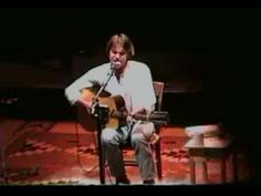 """Dan plays a superb acoustic version of """"Part Of The Plan"""" in Peoria, IL 10/26/97."""