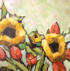 Painting a Day - #17 www.jillvansickle.com